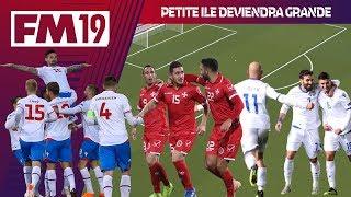 Football Manager 2019 Expérience : Petite île deviendra grande !