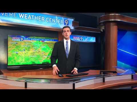 Adis Juklo | My summer dispatch: meteorology broadcasting internship with WTOV 9 in Steubenville, OH