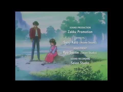 Yu Yu Hakusho - ED #2 - Bluray 1080p - English - Sayonara Bye Bye