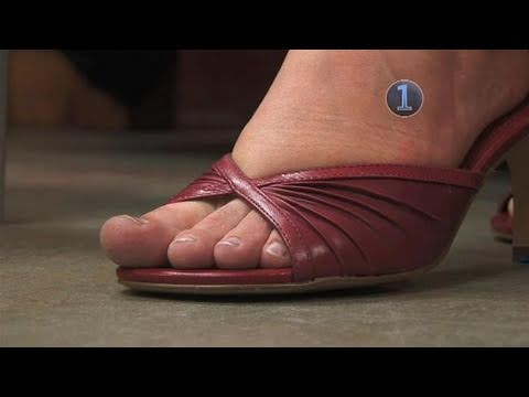 4b20d55f181b A Guide To Keeping Sandals From Slipping Off Your Feet - YouTube