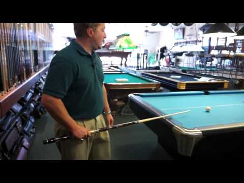 How to Determine Your Distance from the Pool Table - Step 1 (of 6)