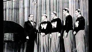 TO BE ALONE ~ The Hilltoppers  1953