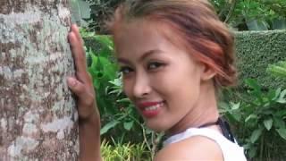 BEAUTIFUL FILIPINA MODEL. MUSIC BY HOMER. CEBU PHILIPPINES.