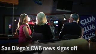 video san diego s cw6 news signs off