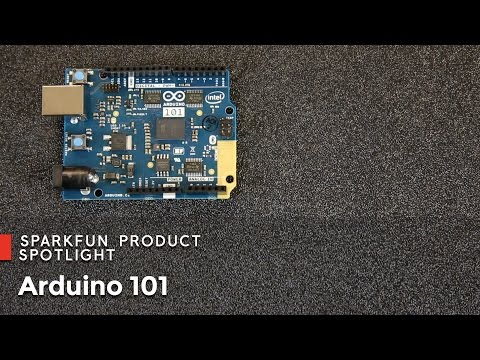Arduino 101 Explained with SparkFun!