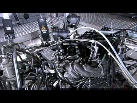 Engine new Mercedes-Benz E-Class 2010