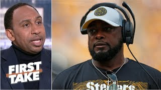 Mike Tomlin will be on the hot seat if the Steelers don't succeed in 2019 - Stephen A.   First Take