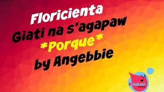 """Floricienta """"porque"""" (Greek Cover Version: Giati na s'agapaw)_by Angebbie"""