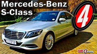 Mercedes-Benz S Class S400 Hybrid | New Car Review