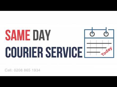 Same Day Courier Service London | Urgent 24 hour Delivery - Parcel Connect Ltd