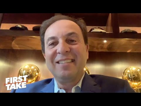 'We can get a really good player at No. 2' - Joe Lacob talks Warriors' 2020 draft plans | First Take