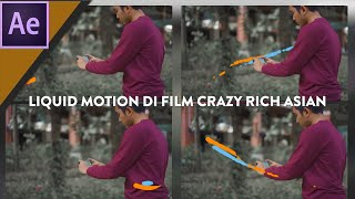 (0.11 MB) Cara Editing Liquid Motion Graphic film Crazy Rich Asian - after effects Mp3