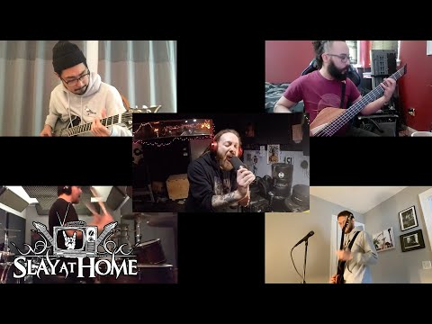 JOHNNY BOOTH Full Performance At Slay At Home Fest | Metal Injection