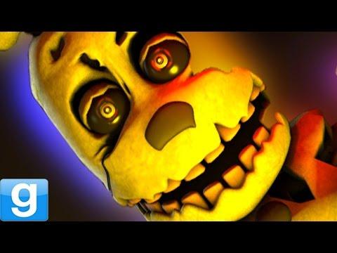 Скачать Мод Five Nights At Freddy S На Гаррис Мод - фото 11