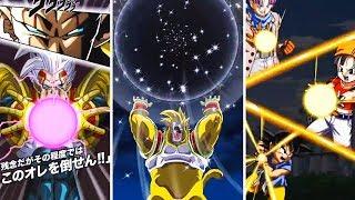 LR Golden Great Ape Super Attacks are 🔥! NEW LR Super Baby 2 Info & More! DBZ Dokkan Battle