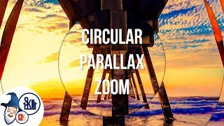Circular Parallax Zoom Effect in PowerPoint (Free Template)