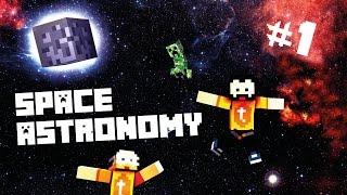 Uzaya Doğru - Minecraft Space Astronomy - Bölüm 1