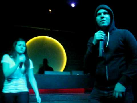 Ludacris - Move Bitch Hip Hop Karaoke Vancouver