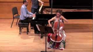 beethoven sonata no 3 in a major op 69 mvt 1