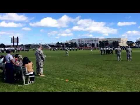 Miramar High School Jrotc Male Mix Unarmed Squad (Let 1's)