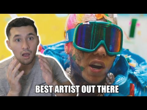 HE DID WHAT?? | 6IX9INE- YAYA (Official Music Video) - REACTION!!