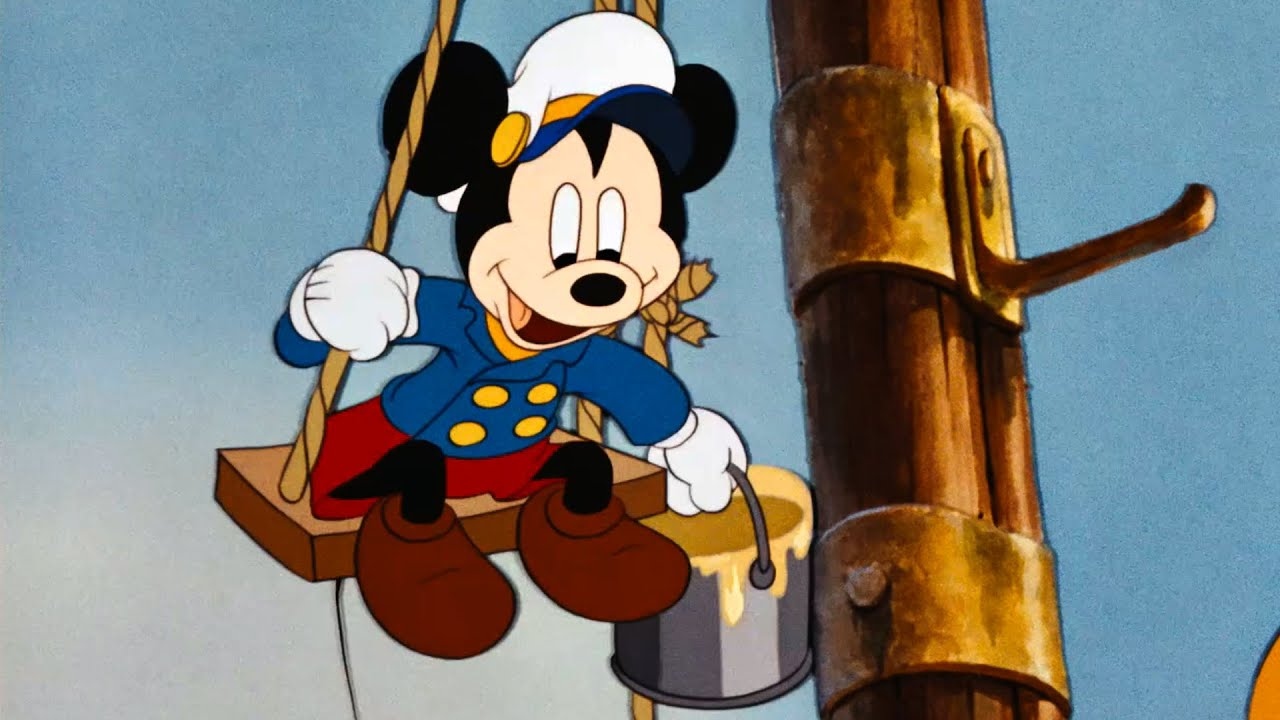 Tugboat Mickey A Classic Mickey Cartoon Have A Laugh Youtube