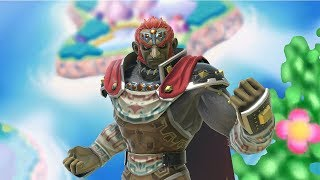 WHY YOU SHOULD PLAY GANONDORF IN SUPER SMASH BROS ULTIMATE!