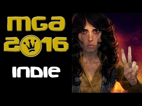 Best Android Indie Game - Mobile Game Awards 2016