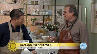 Så lyckas du med bearnaisen - Nyhetsmorgon (TV4)