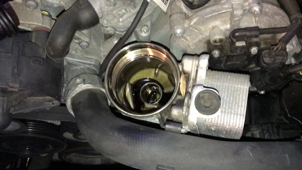 Mercedes benz gl ml oil filter change no vacuum drain for Mercedes benz transmission fluid change