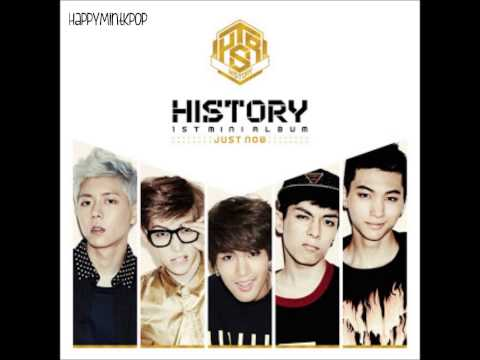 [Full Audio/MP3 DL] HISTORY- Tell Me Love HD