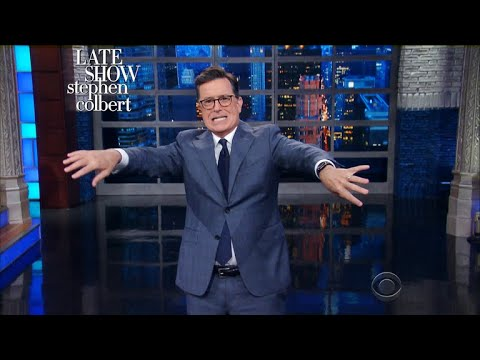 Stephen Makes Condemning Nazis Look Easy (Because It Is)