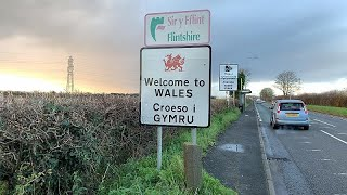 ¿La opinión sobre el Brexit ha cambiado en la frontera entre Inglaterra y Gales?