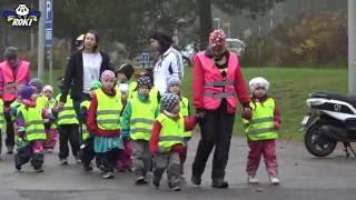 RoKi - Päiväkoti Tiitiäinen vierailulla