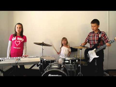 Children Medieval Band - From Me To You (by Beatles)