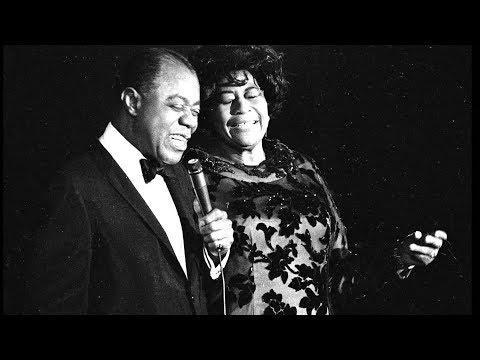 Ella & Louis ~ Cheek to Cheek, 1956.