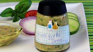 Basic: Vinaigrette/salatdressing