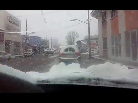 nevada en guachochi 2016¡