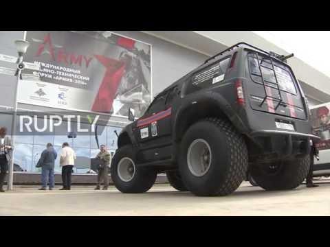 Russia: Aton Impulse Company launch all-terrain Viking 29031