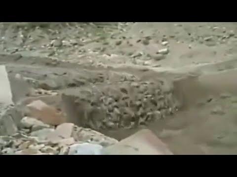 bu nehirden su değil taş akiyor