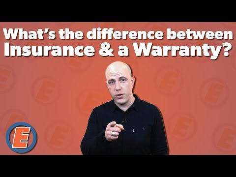 Car Insurance vs. Warranty