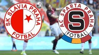 FIFA 19 | SK Slavia Praha - AC Sparta Praha | Derby pražských