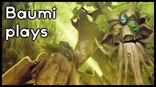 Dota 2 | SCROOGE MCTREE, PIMP OF THE FORREST!! | Baumi plays Treant Protector