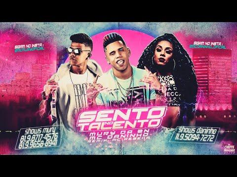 MC MURY DA ZN, MC DANINHO Feat. MC REBEKA - SENTO NO TALENTO (Brega Funk Remix)