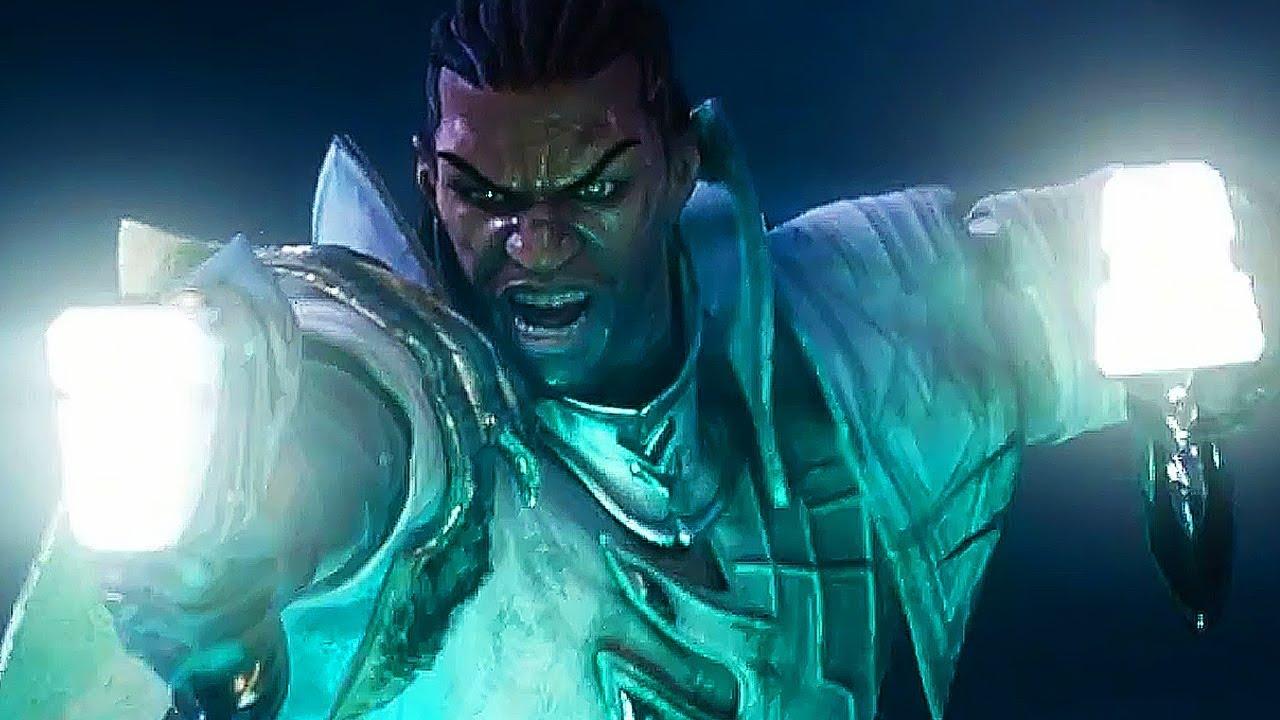 League of Legends - L'Ascension (Nouvelle cinématique Saison 2018)