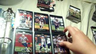 My Football cards collection