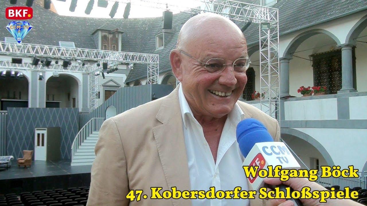 Wolfgang Böck. Botschafter des Genusses.