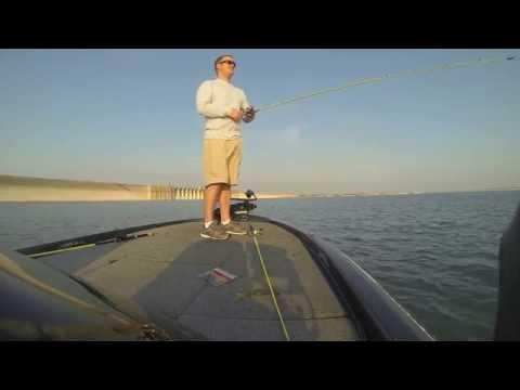 Lake Amistad Bass Fishing Youtube