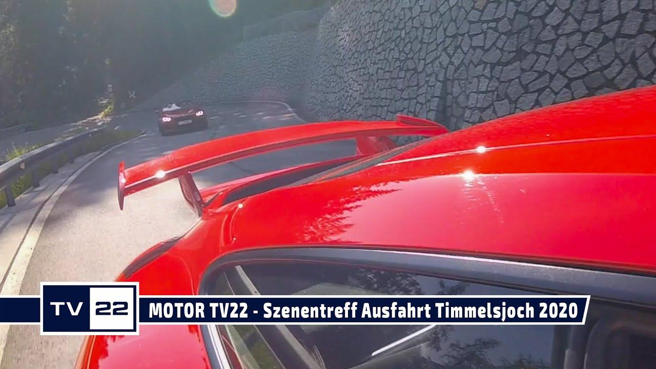 MOTOR TV22: Szenentreff Ausfahrt Timmelsjoch 2020