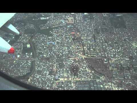 Aeropuerto el Dorado y vista Aérea de la Ciudad de Bogota D. C.